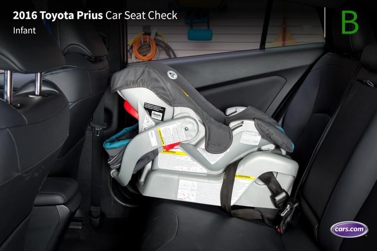 2016 toyota prius car seat check. Black Bedroom Furniture Sets. Home Design Ideas
