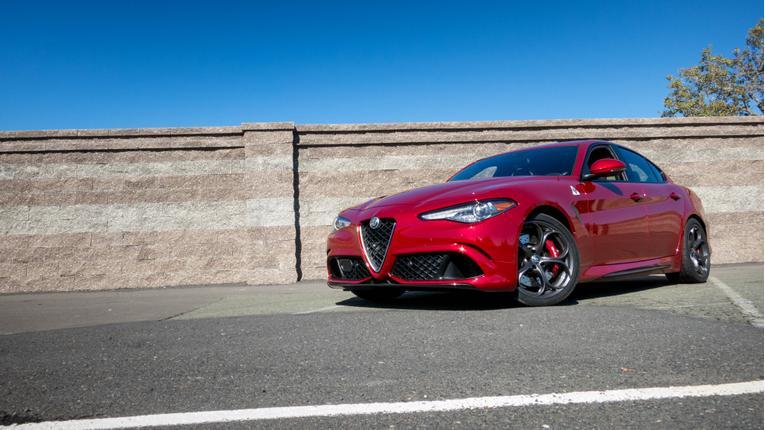 2017 Alfa Romeo Giulia Review: First Drive