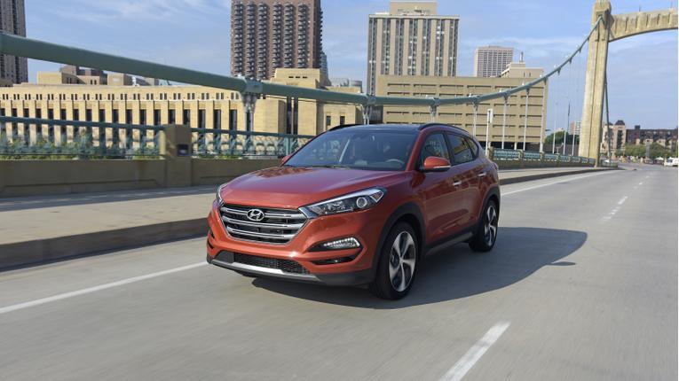 2016 Hyundai Tucson First Drive