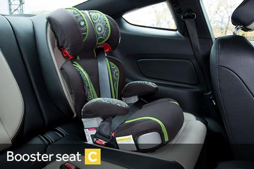 2015 Ford Mustang Car Seat Check  News  Carscom