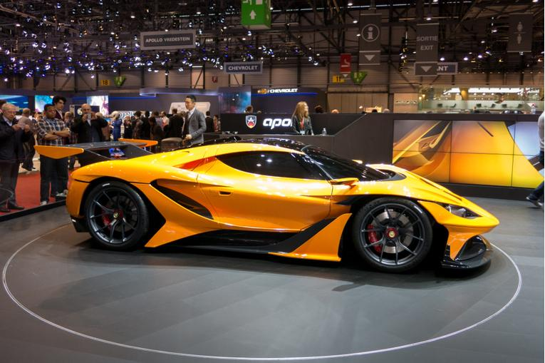 2017 Apollo Arrow