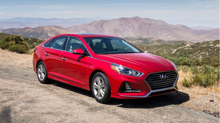2018 Hyundai Sonata Review: First Drive