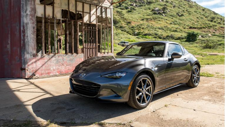 2017 Mazda MX-5 Miata RF Review: First Drive