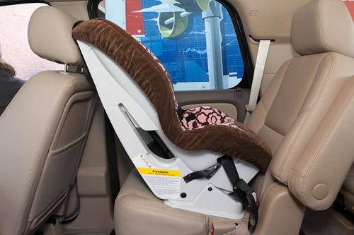 2012 Chevrolet Tahoe Car Seat Check