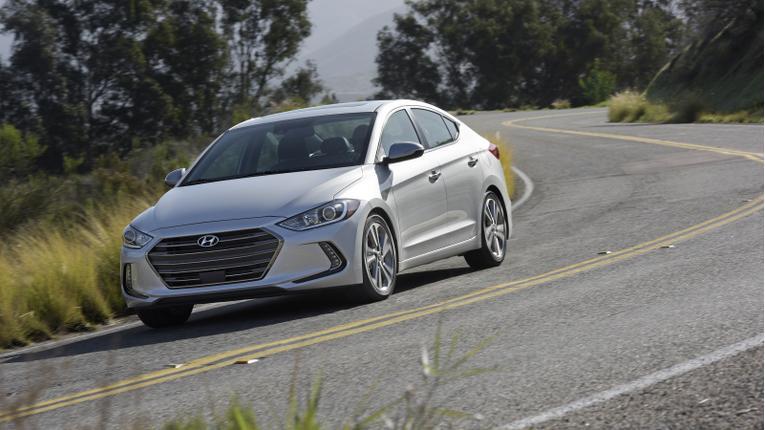 2017 Hyundai Elantra: First Drive