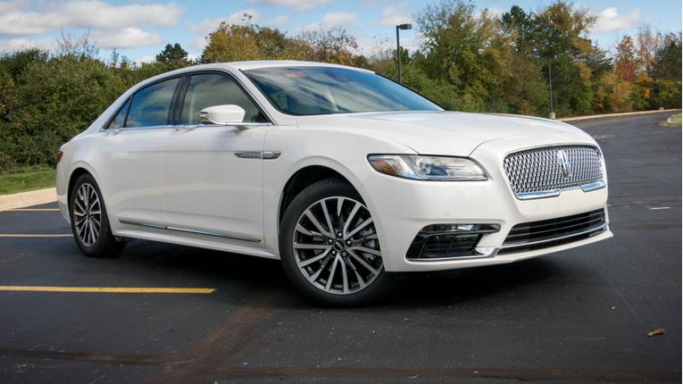 2017 Lincoln Continental Review: Quick Spin