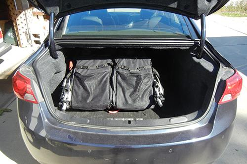 The Garage Test: What Fits in Our Long-Term Chevy Impala's ...