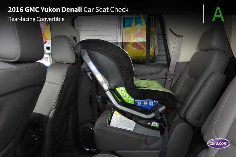 2016 Gmc Yukon Car Seat Check