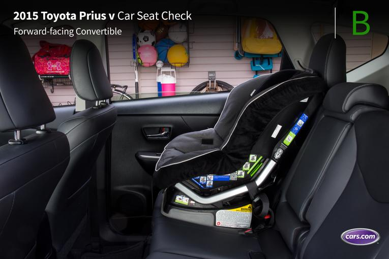 2015 toyota prius v car seat check. Black Bedroom Furniture Sets. Home Design Ideas