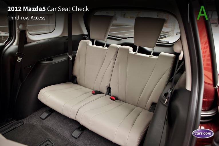 2012 Mazda5;