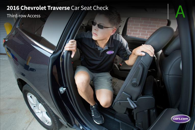 jswain 2016 chevrolet traverse car seat check. Black Bedroom Furniture Sets. Home Design Ideas