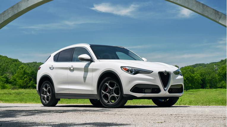 2018 Alfa Romeo Stelvio Review: First Drive