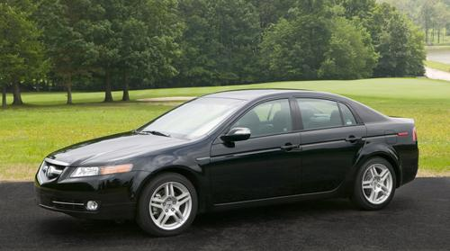 2007 Acura TL and TL Type-S