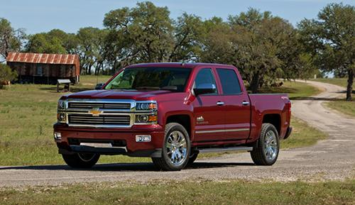 2014 chevy silverado adds high country trim texas edition. Black Bedroom Furniture Sets. Home Design Ideas