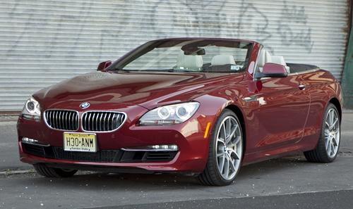 Used 2013 BMW 6 Series Convertible Pricing & Features | Edmunds