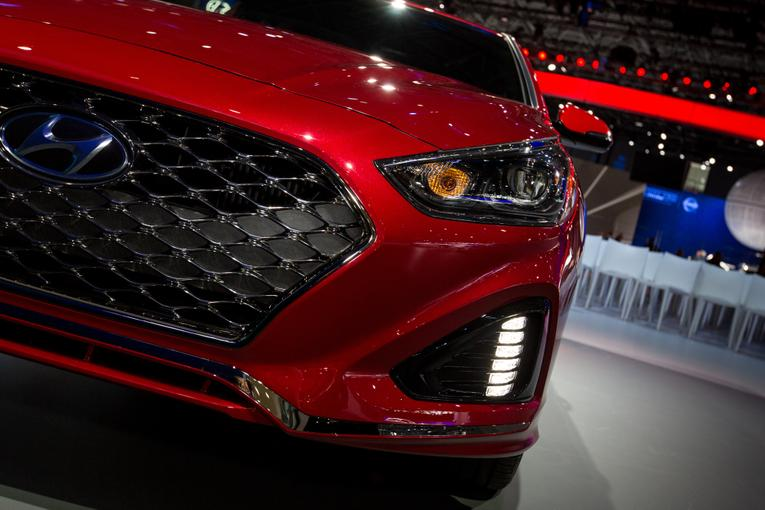 Unique 2018 Hyundai Sonata First Impressions And Photo Gallery
