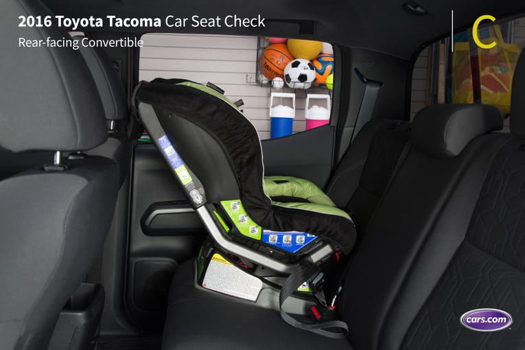 2016 toyota tacoma rear legroom. Black Bedroom Furniture Sets. Home Design Ideas