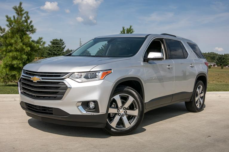 2018 Chevrolet Traverse: Our View