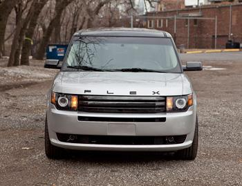 Our view: 2012 Ford Flex