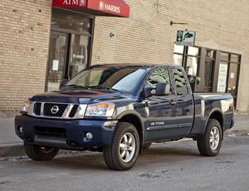Our view: 2011 Nissan Titan