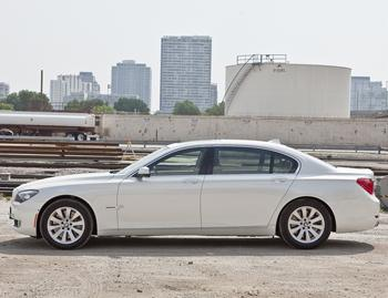 Our view: 2010 BMW 750