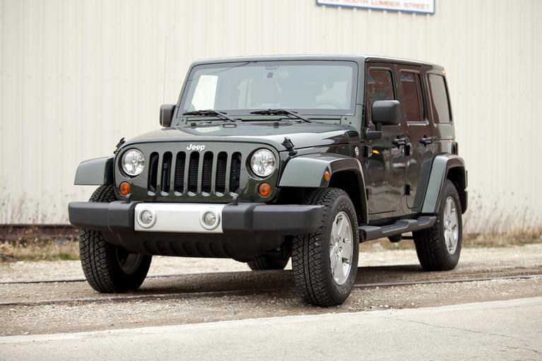 Our view: 2012 Jeep Wrangler