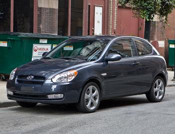 2009 Hyundai Accent Overview Cars Com