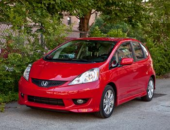 Our view: 2010 Honda Fit
