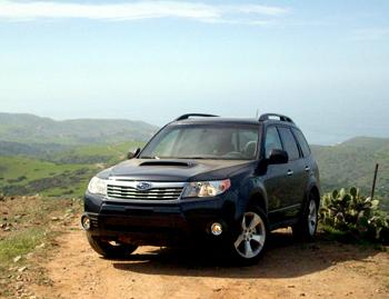 Our view: 2010 Subaru Forester
