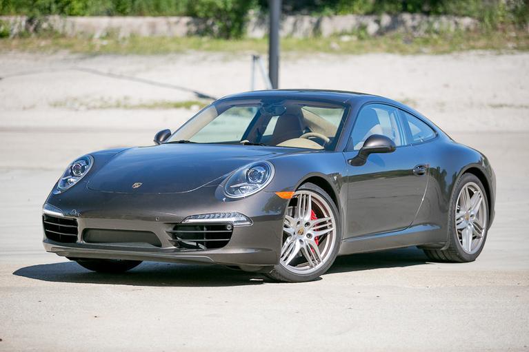 Our view: 2012 Porsche 911
