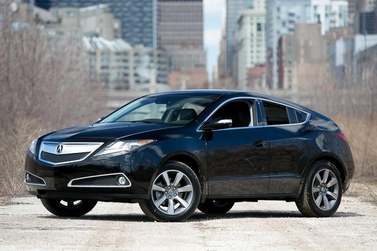 Our view: 2013 Acura ZDX