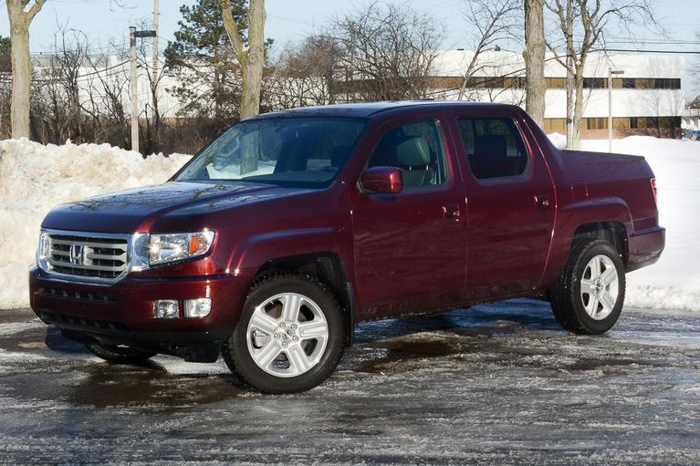 Our view: 2014 Honda Ridgeline