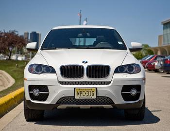 Our view: 2009 BMW X6