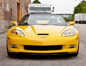 Our view: 2010 Chevrolet Corvette