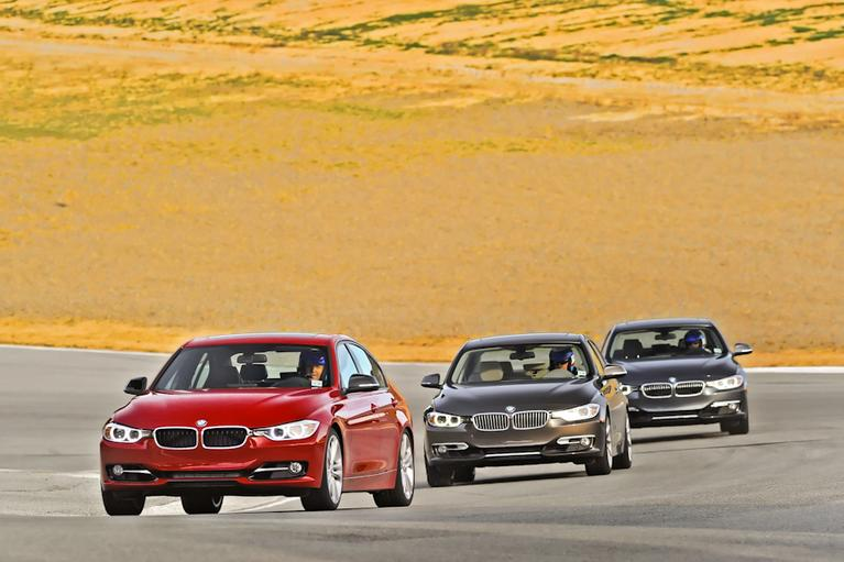 Our view: 2013 BMW 335