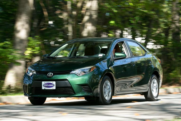 Our view: 2015 Toyota Corolla