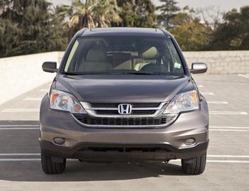 Our view: 2011 Honda CR-V