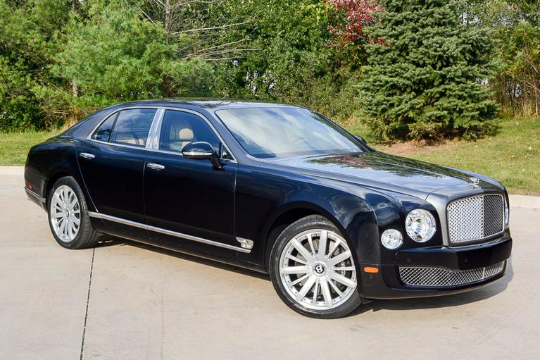 Our view: 2013 Bentley Mulsanne