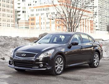 Our view: 2012 Infiniti G37