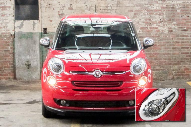 Our view: 2014 FIAT 500L
