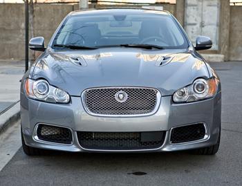 Our view: 2010 Jaguar XF