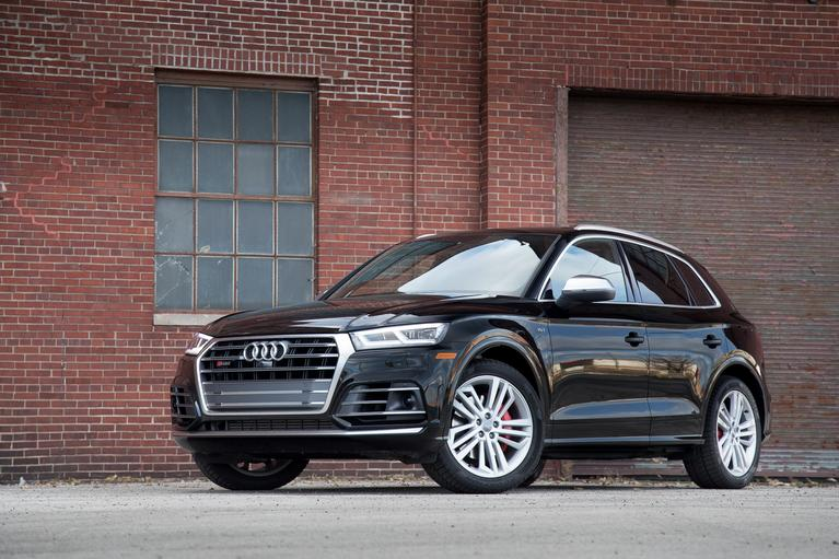 2018 Audi SQ5 Review: Pony Up for Polish, Performance