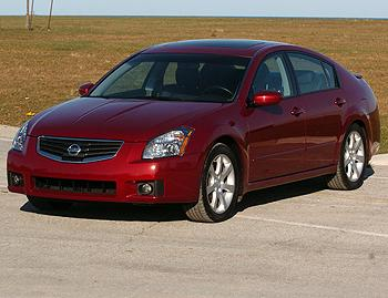 Our view: 2007 Nissan Maxima