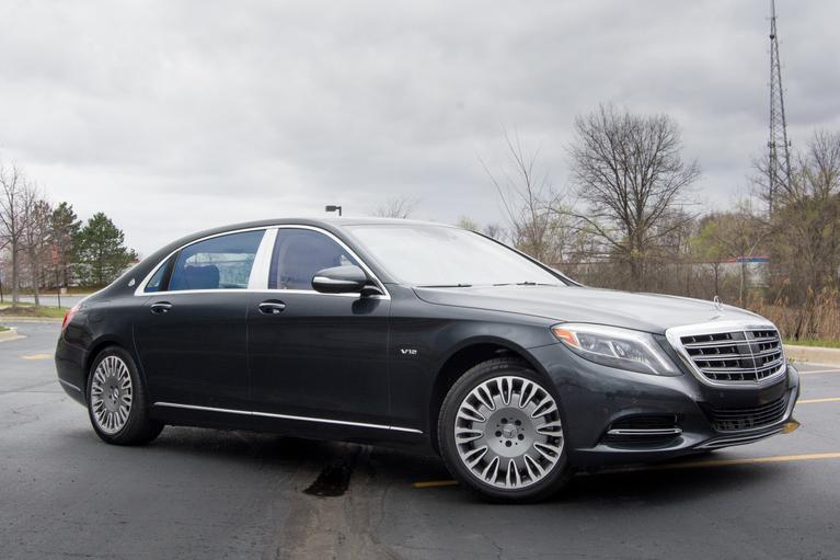 Our View: 2017 Mercedes-Maybach S600