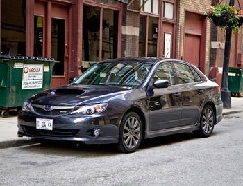 Our view: 2009 Subaru Impreza