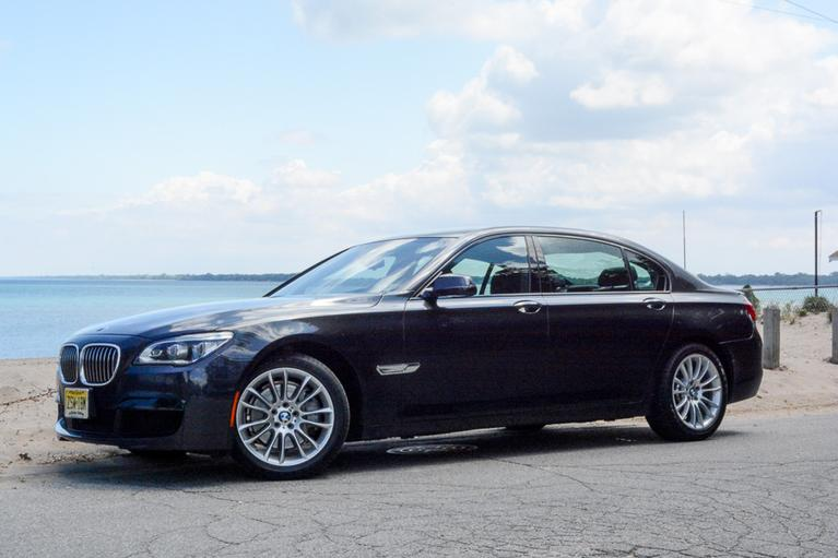 Our view: 2013 BMW 740
