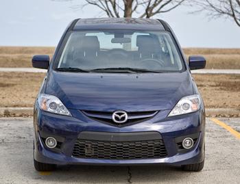 Our view: 2008 Mazda Mazda5