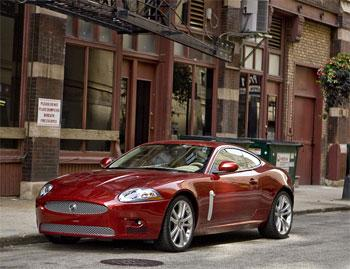 Our view: 2009 Jaguar XKR