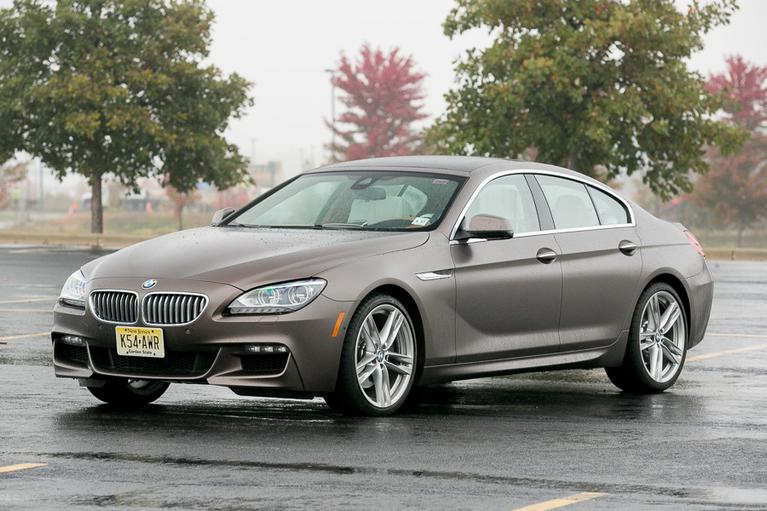 Our view: 2014 BMW 650 Gran Coupe