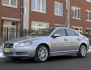 Our view: 2008 Volvo S80